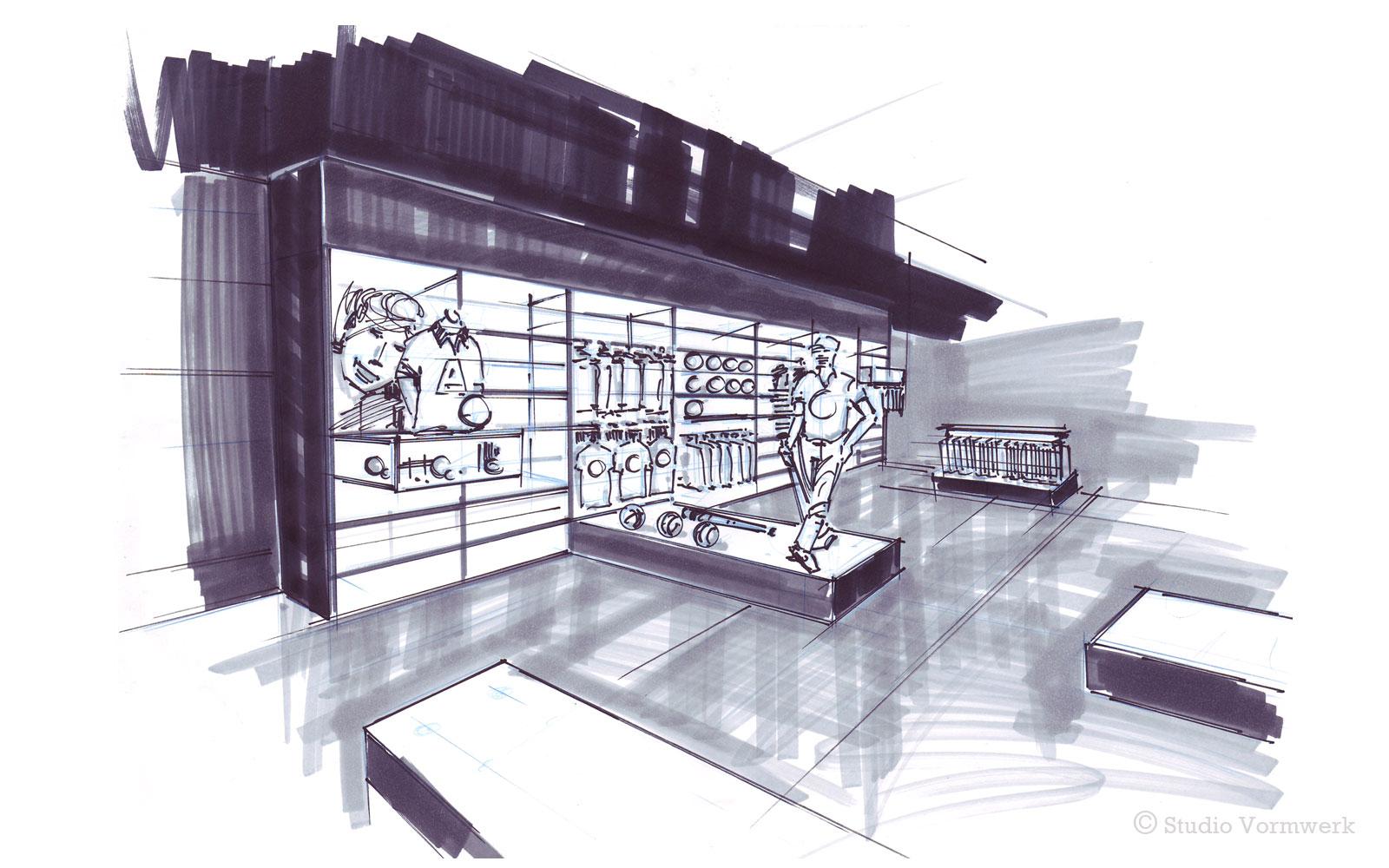 PerrySport / concept