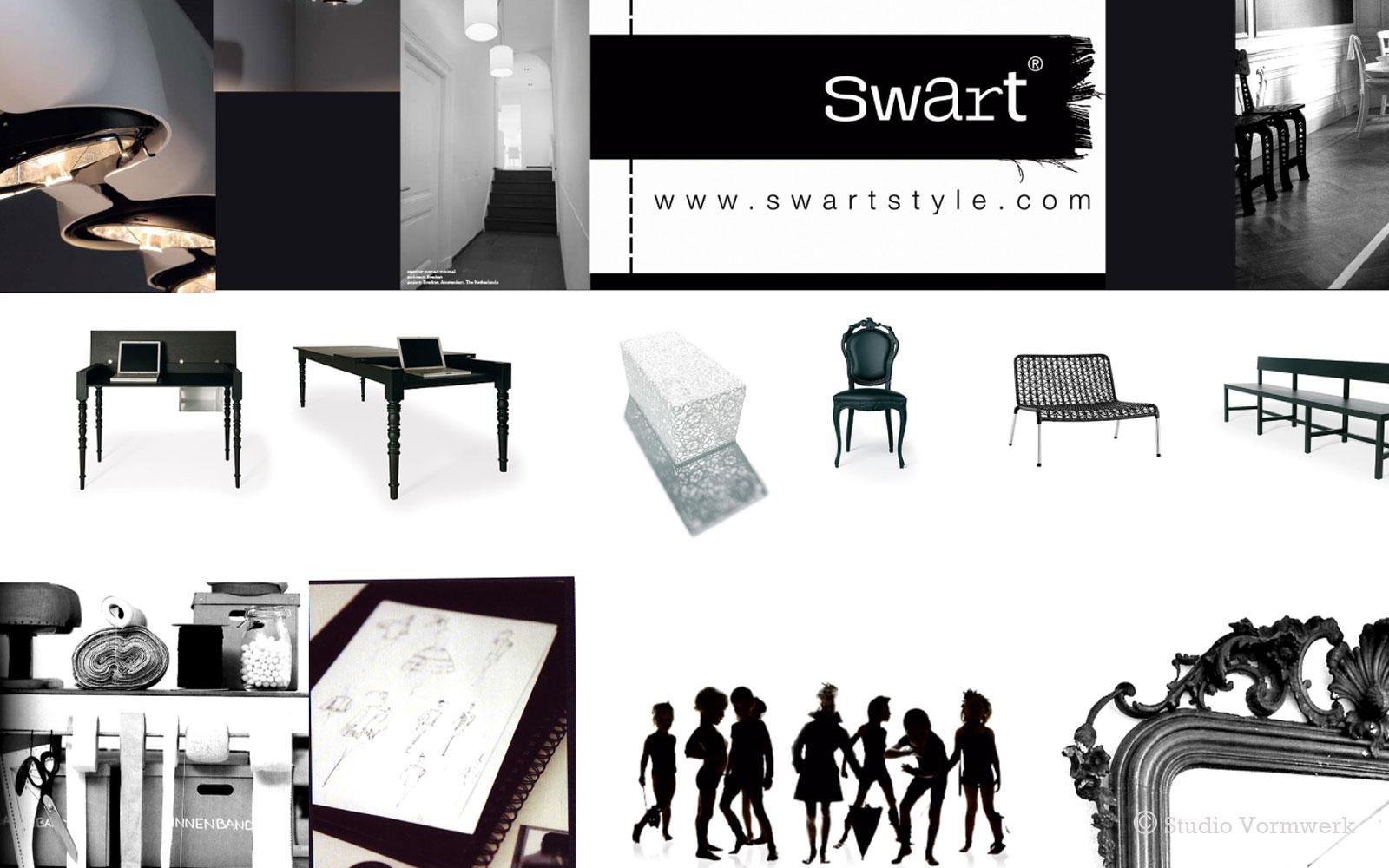 Interieurontwerp Swart